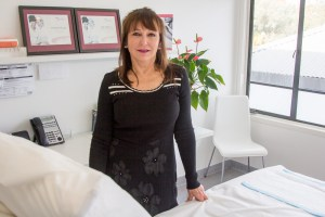 Sally at Skin Renu Clinic Balmain
