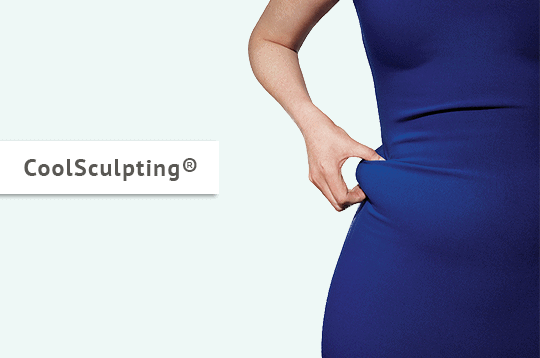 CoolSculpting fat reduction, fat freezing