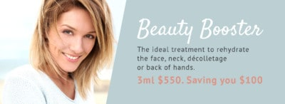 beauty-booster special offer at Skin Renu