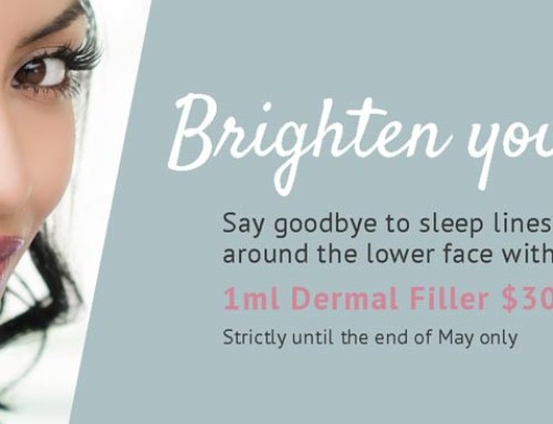 Special Offer on Dermal Fillers in May