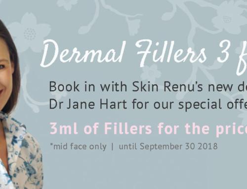 Welcome Offer on Dermal Fillers
