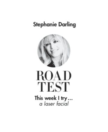 Stephanie Darling road tests Laser Genesis at Skin Renu