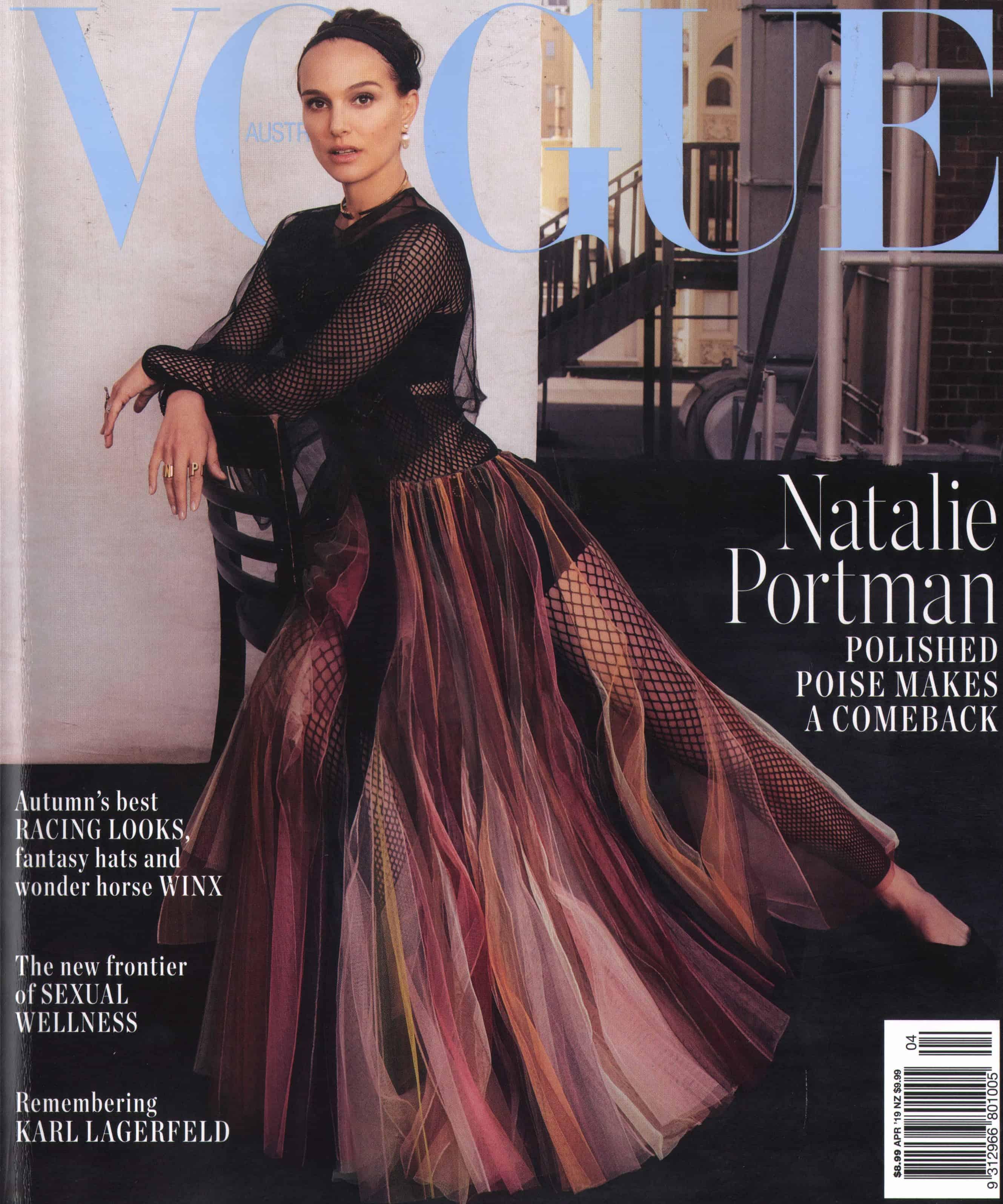 Vogue Magazine talks to Skin Renu's Sylvia Down