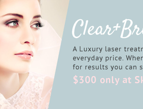 Featured treatment – Clear + Brilliant