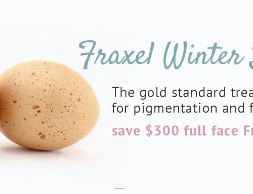 Fraxel Winter Special