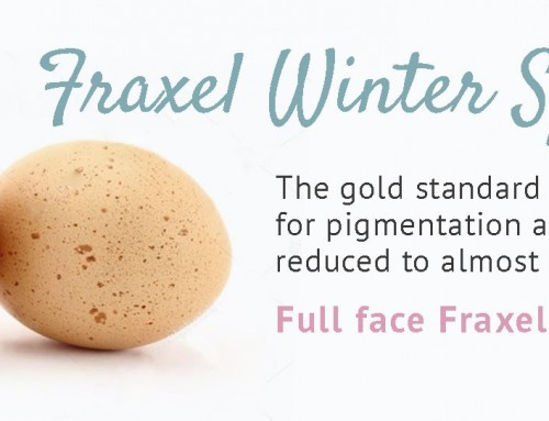 Fraxel Winter Special