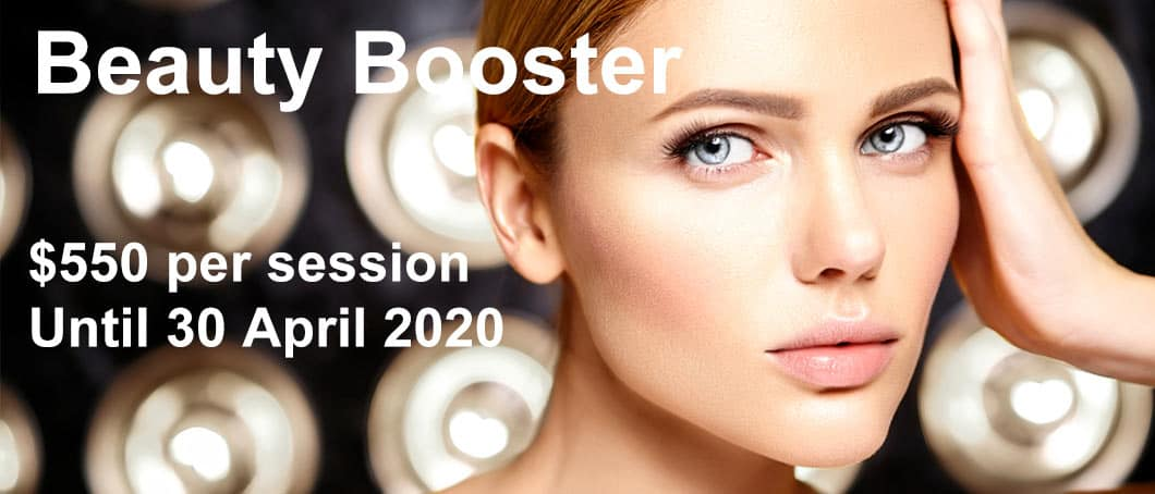 Beauty Booster special offer